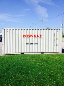 Wakely Storage Services, Port Hope Ontario